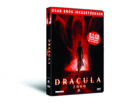 Patrick Lussier - Drakula 2000 - DVD