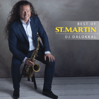 St. Martin - Best of - új dalokkal - CD