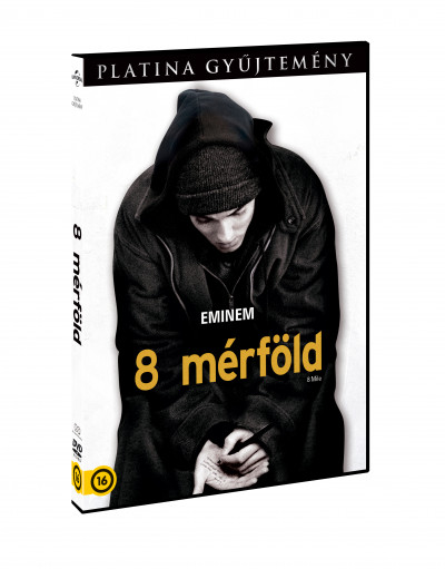 Curtis Hanson - 8 mérföld - DVD