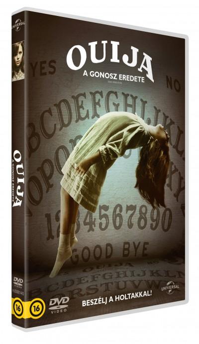 Mike Flanagan - Ouija: A gonosz eredete - DVD