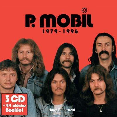 P. Mobil - 1979-1996 - 3CD+Booklet