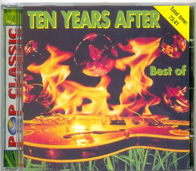 Ten Years After - Best of - CD
