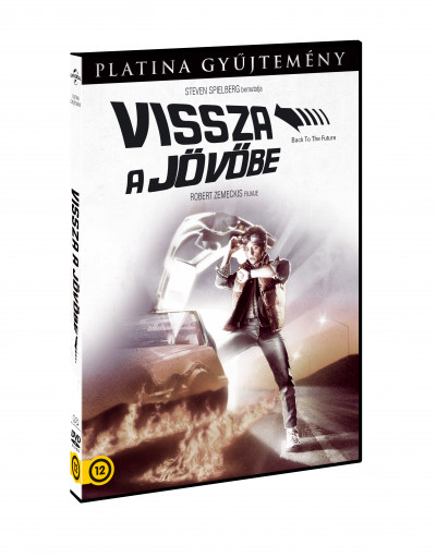 Robert Zemeckis - Vissza a jövőbe - DVD