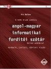Kis Bal�zs - Angol-magyar informatikai ford�t�i sz�t�r