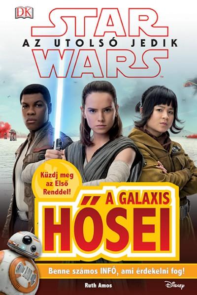 Ruth Amos - Star Wars - Az utolsó jedik