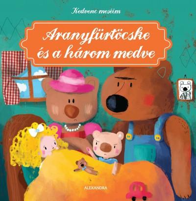 Katleen Put - Aranyfürtöcske és a három medve