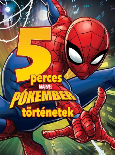 - 5 perces Pókember történetek