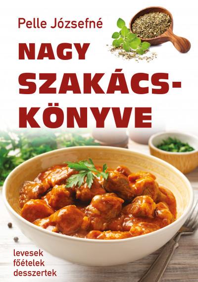 - Pelle Józsefné Nagy szakácskönyve