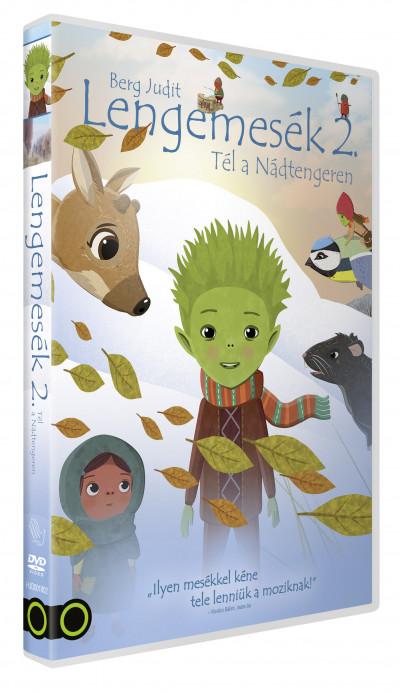 Pálfi Zsolt - Lengemesék 2. - Tél a Nádtengeren - DVD