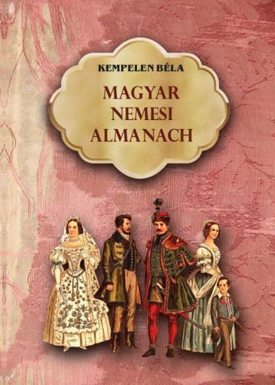 Kempelen Béla - Magyar Nemesi Almanach