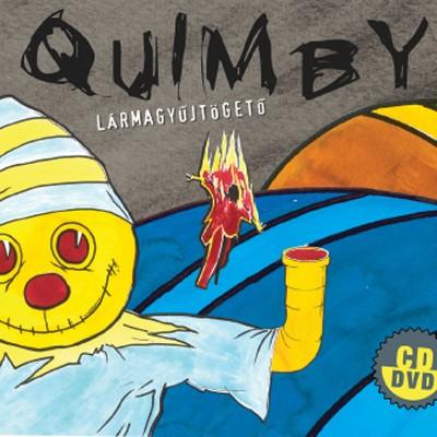 Quimby - Lármagyűjtögető - CD + DVD