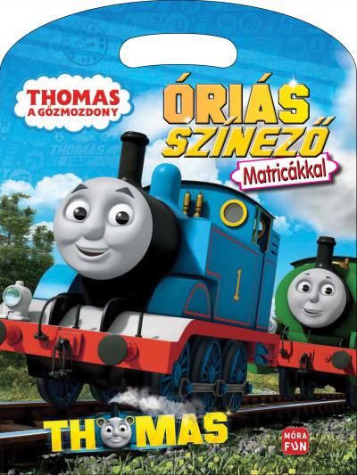 - Thomas, a gőzmozdony