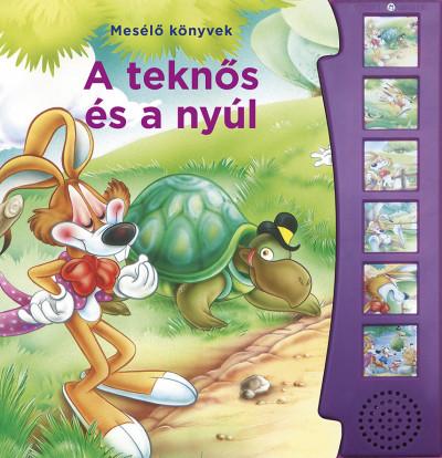 Major Eszter - Mesélő könyvek - A teknős és a nyúl