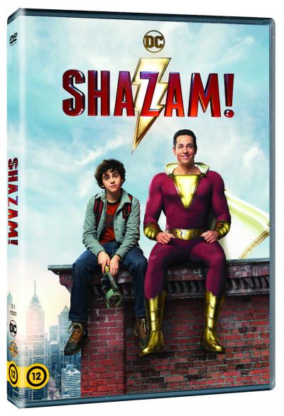 David F. Sandberg - Shazam! - DVD