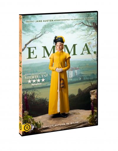 Autumn De Wilde - Emma - DVD