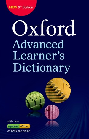 Jennifer Bradbery (SZERK.) - Joanna Turnbull (SZERK.) - Margaret Deuter (SZERK.) - OXFORD ADVANCED LEARNER'S DICTIONARY 9ED +DVD (pack)