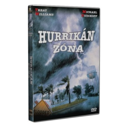 - Hurrikán zóna- DVD