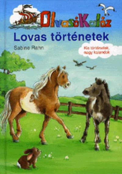 Sabine Rahn - Lovas történetek