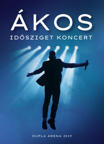 Ákos - Idősziget koncert Aréna 2019 - Dupla DVD