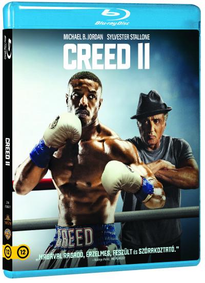 Steven Caple Jr. - CREED II - Blu-ray