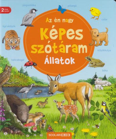 Susanne Gernhäuser - Az én nagy képes szótáram - Állatok