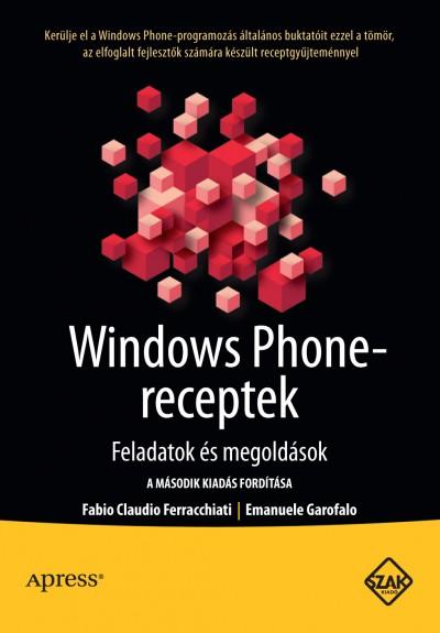 Fabio Claudio Ferracchiati - Emanuele Garofalo - Windows Phone-receptek