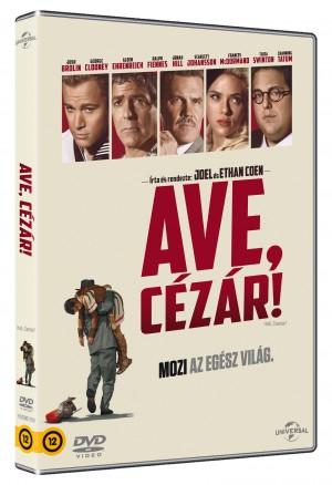 Joel Coen - Ethan Coen - Ave, C�z�r! - DVD