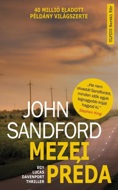 John Sandford - Mezei préda