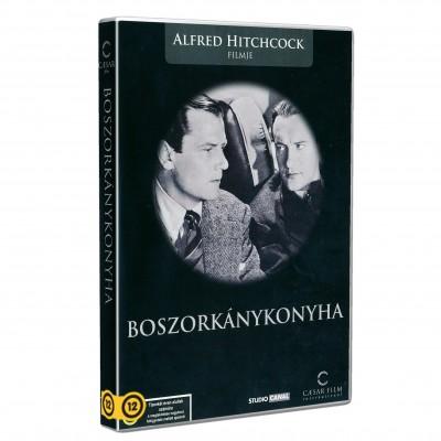 Alfred Hitchcock - Boszorkánykonyha - DVD