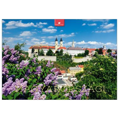- Dayliner falinaptár - Magyarország 2020