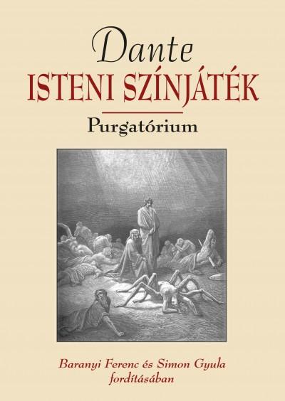 - Dante Isteni színjáték - Purgatórium