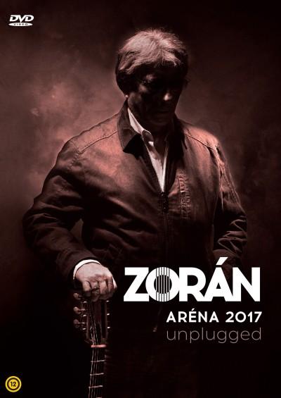 Zorán - Aréna 2017 Unplugged - DVD