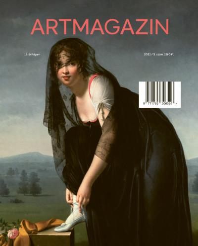 - Artmagazin 129. - 2021/3. szám