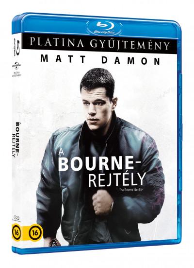 Doug Liman - A Bourne-rejtély - Blu-ray