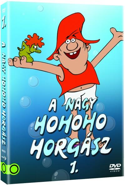Dargay Attila - Füzesi Zsuzsa - A nagy hohoho horgász 1. - DVD