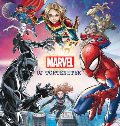 - Marvel: Új történetek