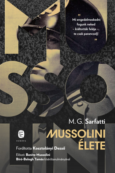 Margherita G. Sarfatti - Mussolini élete