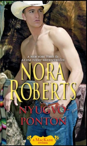 Nora Roberts - Nyugv�ponton