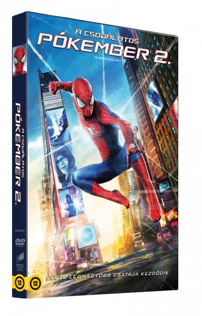 Marc Webb - A csodálatos pókember 2. - DVD