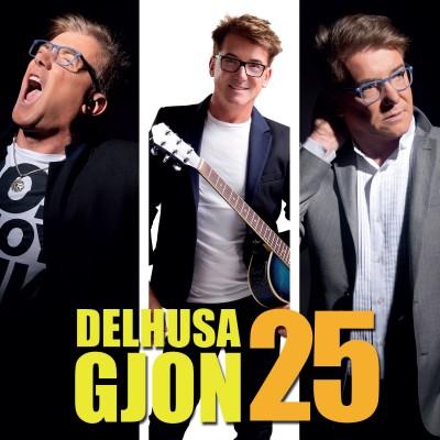 Delhusa Gjon - 25 - CD