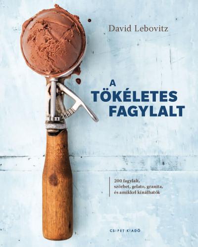 David Lebovitz - Beke Csilla  (Szerk.) - A tökéletes fagylalt