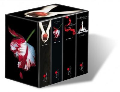Stephenie Meyer - Twilight Díszdoboz