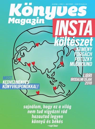 - Könyves magazin 2018/1.