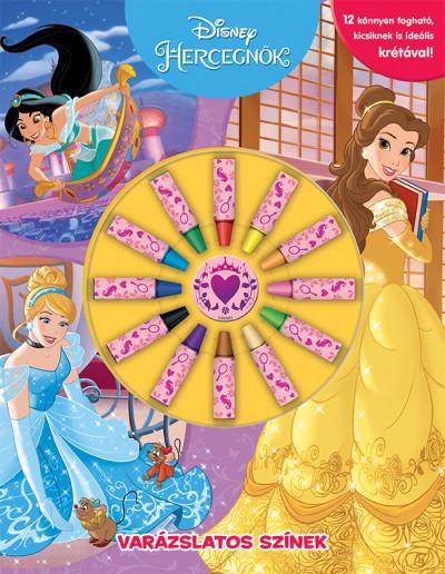 - Disney Hercegnők - Varázslatos színek