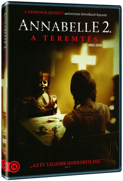 John R. Leonetti - Annabelle 2. - A teremtés - DVD