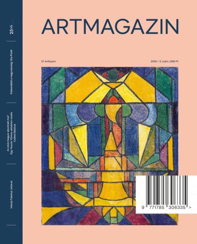 Szikra Renáta  (Szerk.) - Artmagazin 113. - 2019/2.
