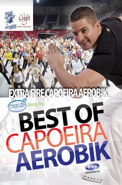 Szentgyörgyi Géza - Best of Capoeira Aerobik - DVD