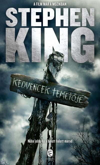 Stephen King - Kedvencek temetője