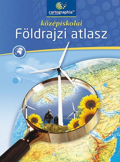 - Középiskolai földrajzi atlasz