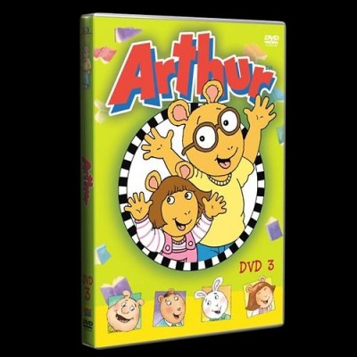 - Arthur 3. - DVD